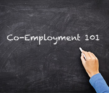 , Avoid co-employment, not your temps.