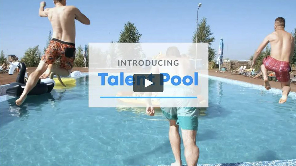 , What You Need to Know: Talent Pool