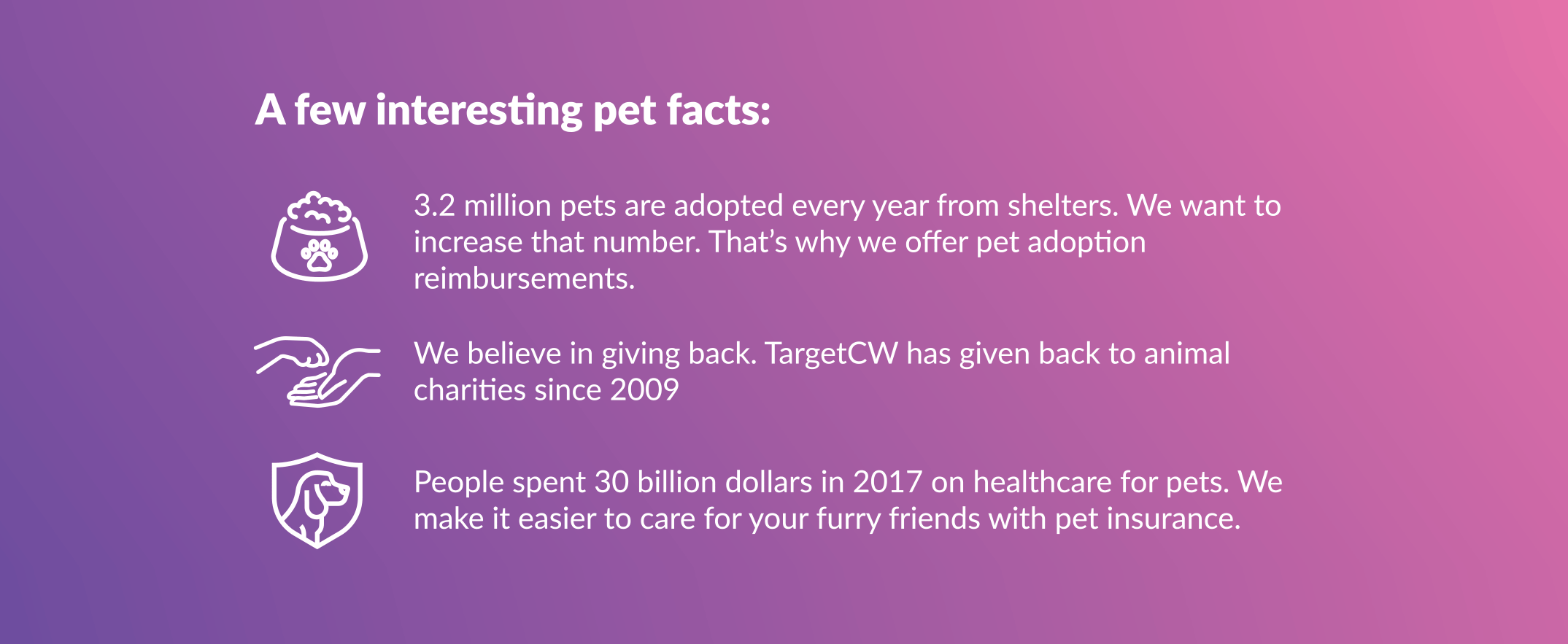 , Why Pets Love TargetCW